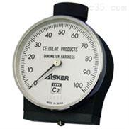 asker c2 软橡胶硬度计 海绵硬度计