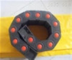 黄点工程塑料拖链