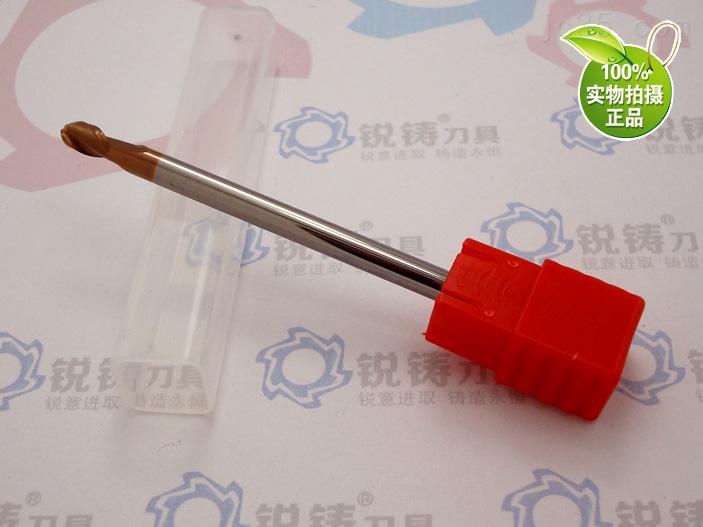 合金球头立铣刀_CNC数控铣刀_硬质合金铣刀