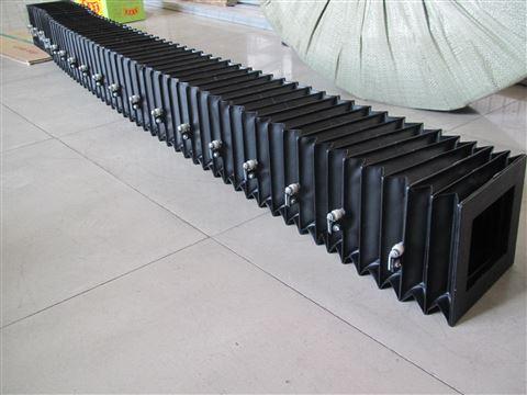 锻压机床导轨防尘罩