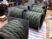 石灰厂水泥卸料帆布袋