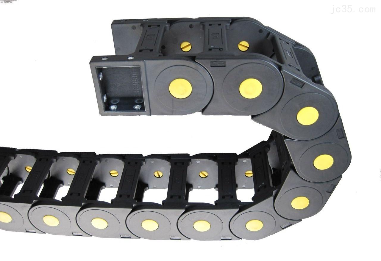免穿线型塑料气管保护拖链