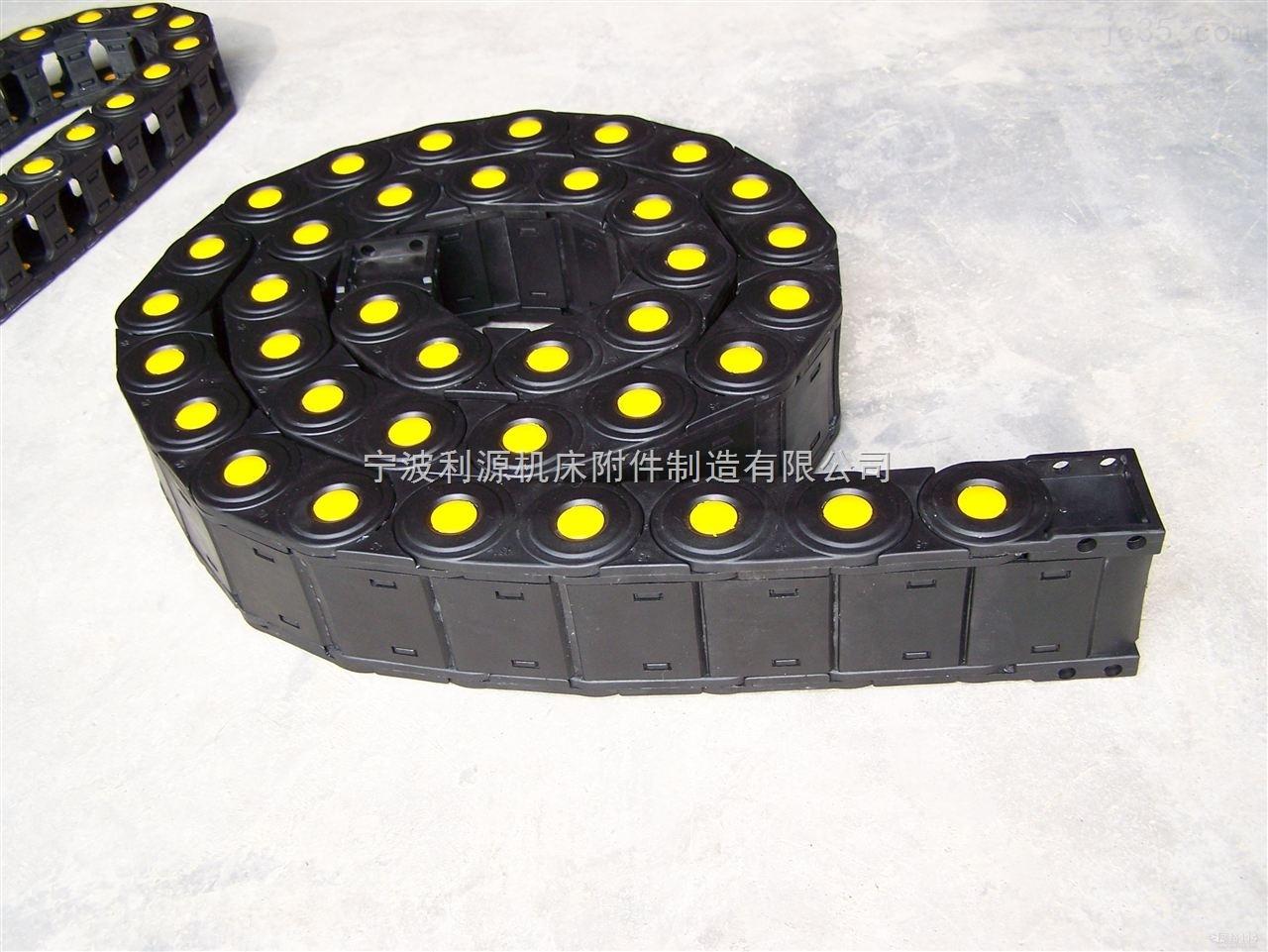 西安机床穿线塑料拖链