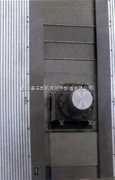 金属切削机床导轨防护罩