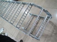 TL95框架式清障车穿线钢铝拖链