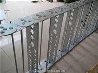 装载小车电缆保护桥式钢铝拖链