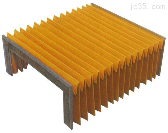 风琴导轨式防护罩