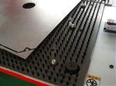 AMADA数控转塔冲床毛刷,减震毛刷板,冲床毛刷板