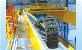 柳州塑料拖链 洛阳桥式电缆拖链 长春工程油管拖链