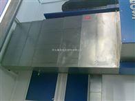 不锈钢数控机床导轨防护罩规格