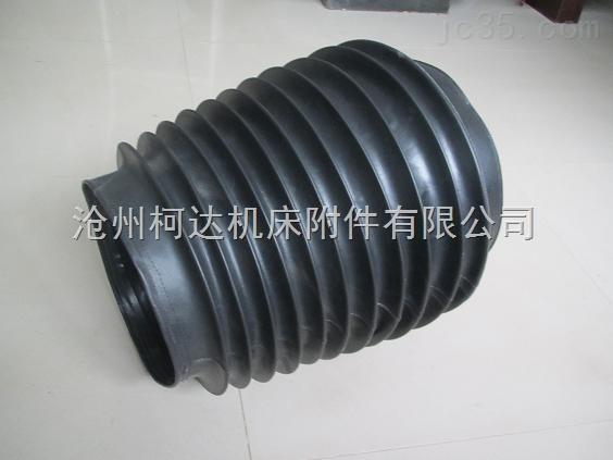 改进加厚型圆形、丝杠防护罩