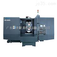 CNC 双主轴粗精磨高效率平面磨床