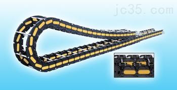 TSK150承重长行程铝塑结构型拖链