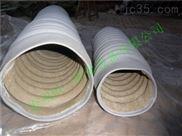 200口径排烟风机帆布通风管材质