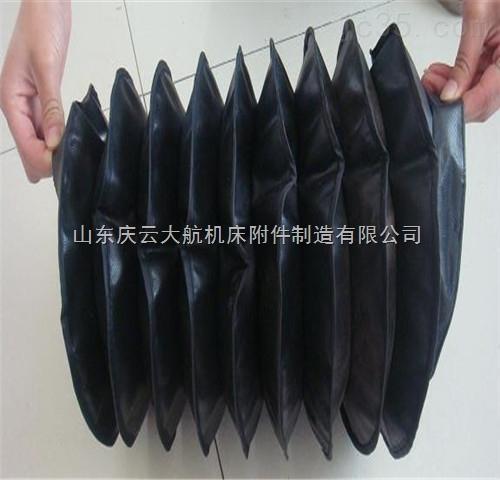 伸缩式油缸防护罩厂家新品一枝独秀
