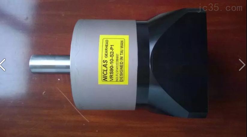 VRS系列斜齿轮3弧分高精度伺服减速机