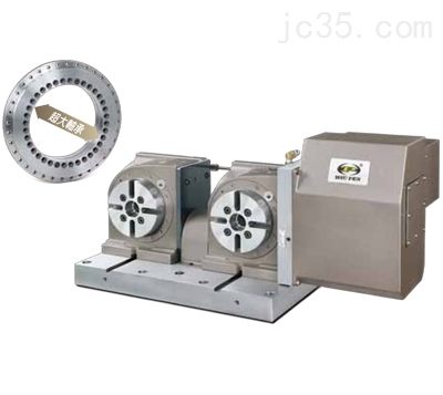 二联轴气压碟式刹车