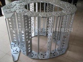 机械手桥式穿线钢铝拖链