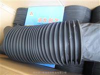 焊接机械丝杠除尘伸缩保护套