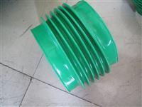 自动焊机圆形油缸伸缩保护套