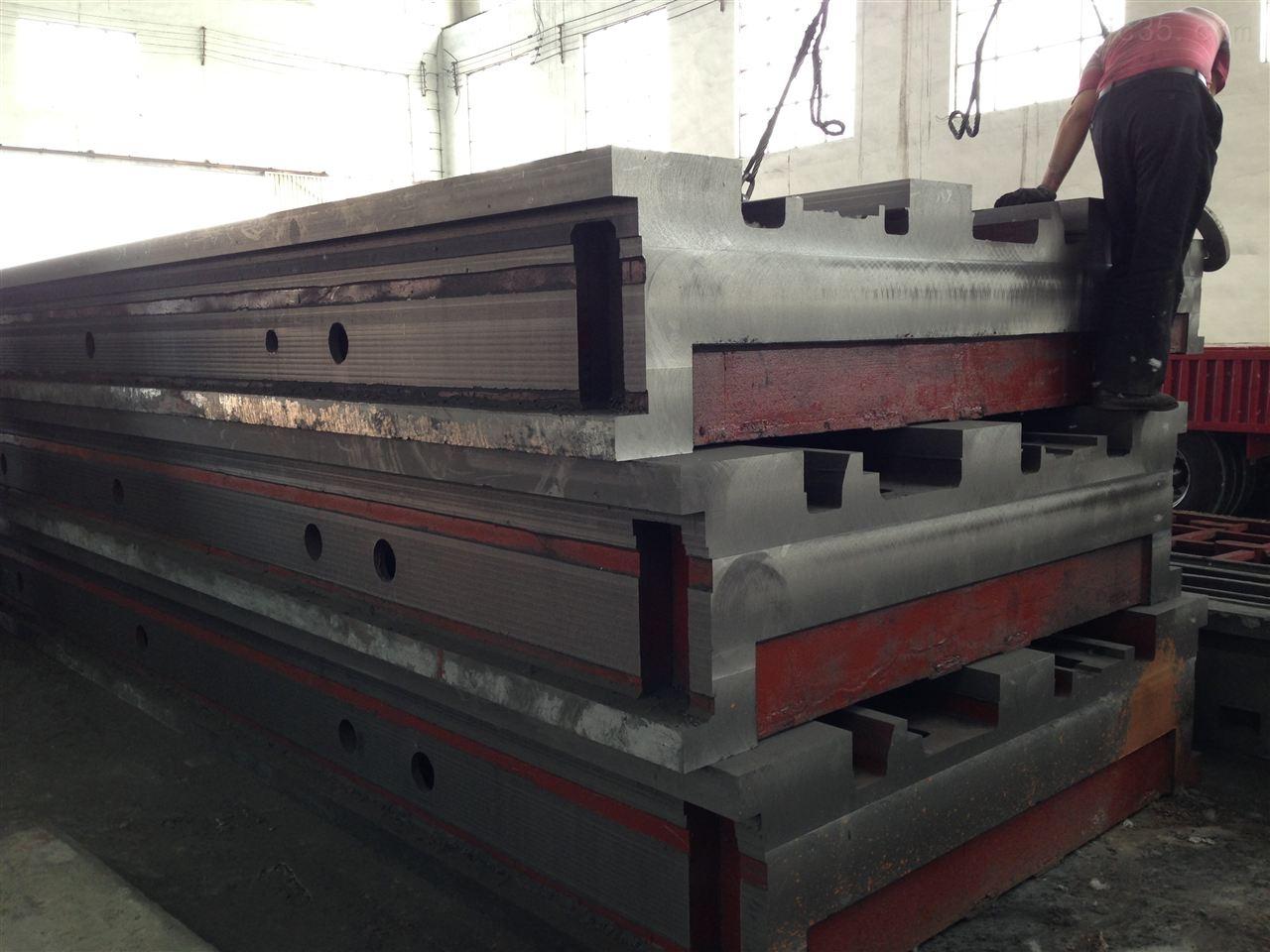 机床铸件-采用质灰铸铁-耐用