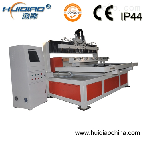 hd3d-8-250-1200mm 立体雕刻机