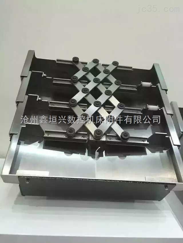 高速机床钢板防护罩/高速机床防护钣金