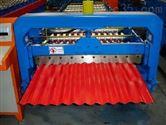水波纹彩钢压瓦机