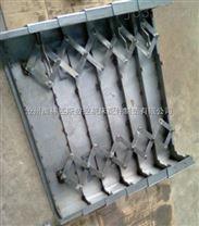 拉筋式导轨钢板防护罩