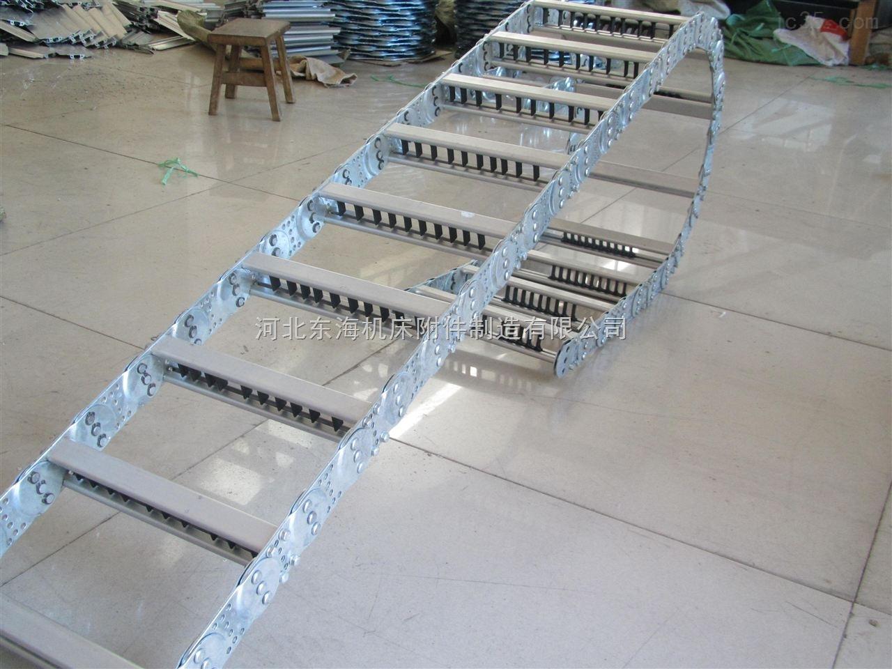 苏州机床传动tlg钢制拖链