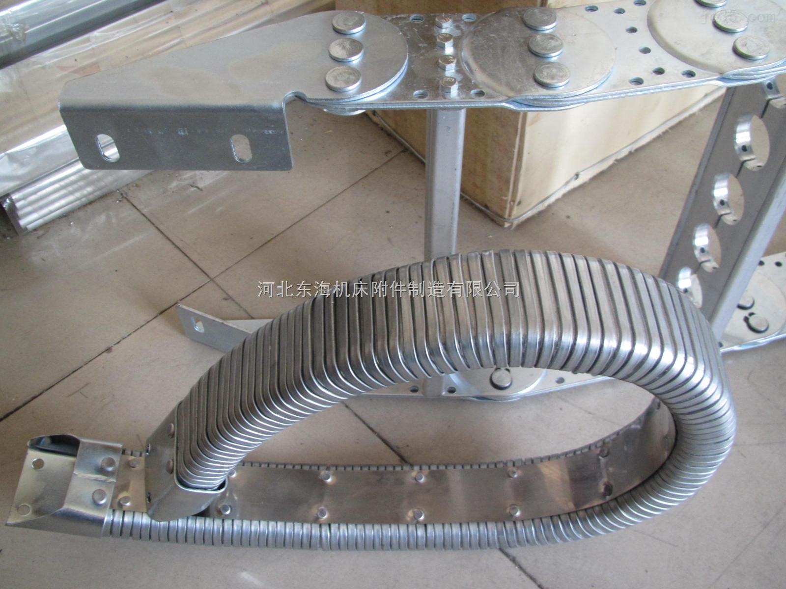创新型电缆传动tlg钢制拖链