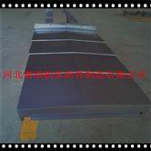 不锈钢制伸缩式导轨防护罩