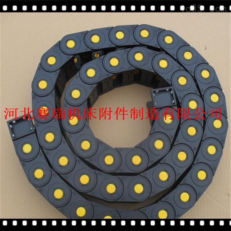 塑料工程拖链河北尼龙拖链生产