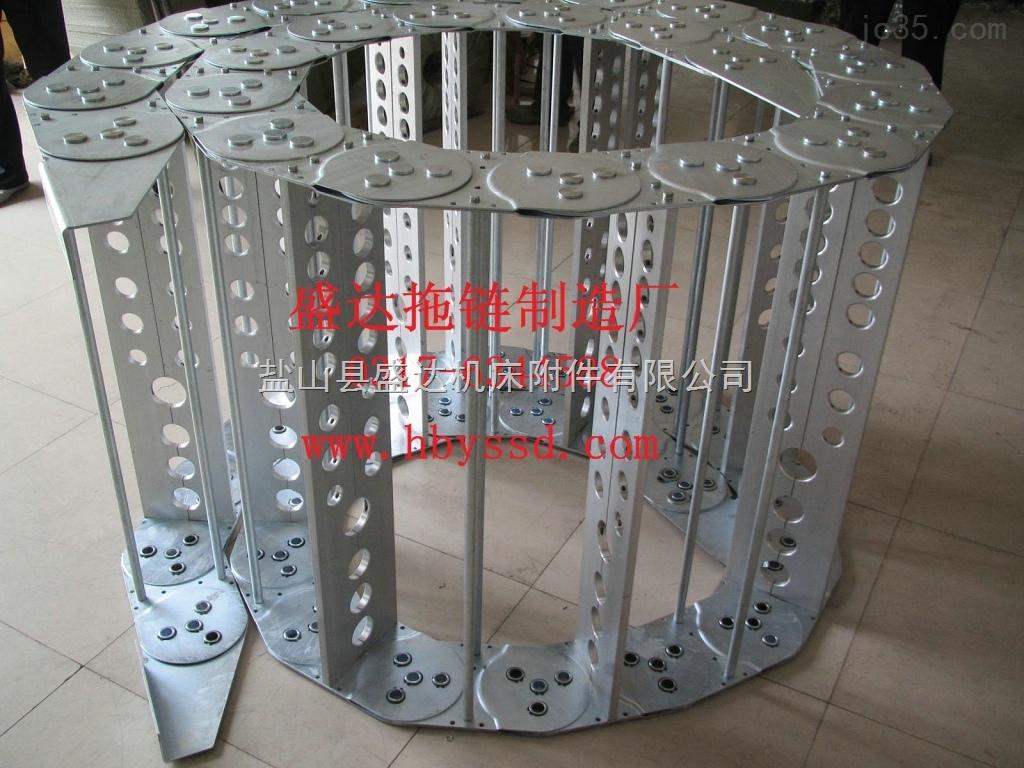 盛达钢铝拖链