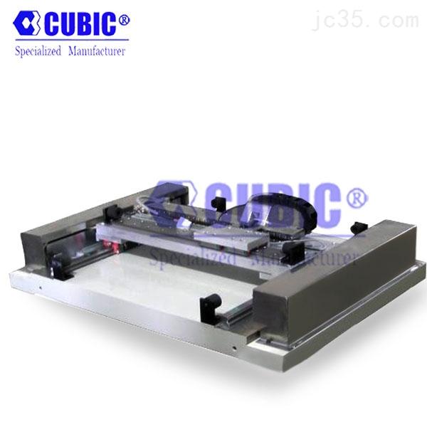 上海cubic单轴机械手 上下料机械手 线性马达平台 桁架是机械手 直线马达