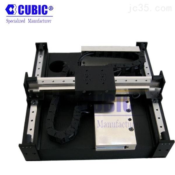 线性马达 山西运城直线传动模组 cubic直线电机平台 精密定位滑台