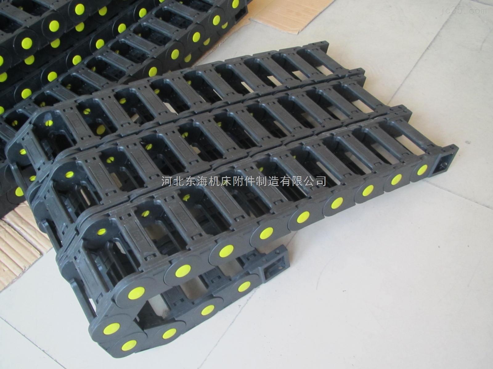 油管耐酸碱塑料拖链