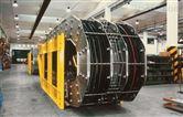 框架式多跟线缆防断裂钢制拖链