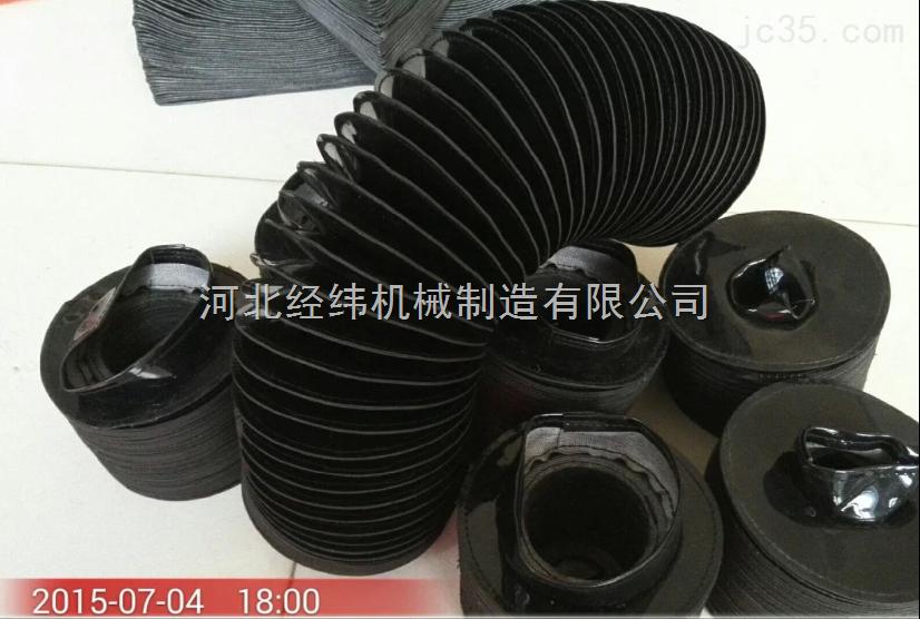 厂直销圆筒式防护罩,圆形伸缩丝杠防护罩