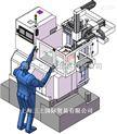 小型精密车床3轴直线机械手-上海三上自制