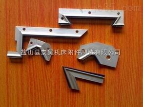 直销机床导轨刮屑板 铝合金橡胶条除尘刮屑板 订制异形机床