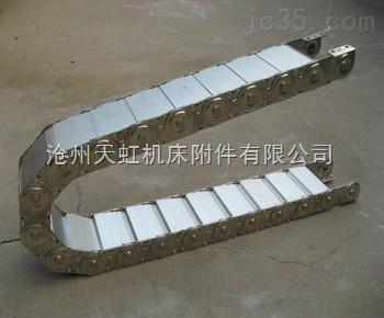增强增韧机床钢铝拖链、钢制拖链 尼龙拖链型号齐全