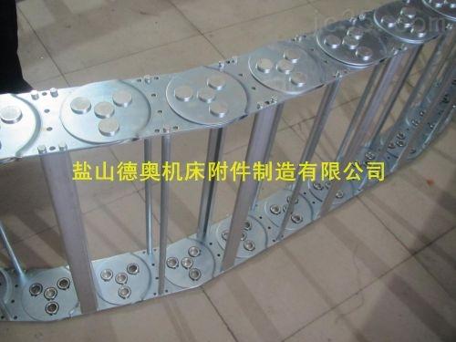 吐鲁番框架式电缆钢铝拖链定制厂家