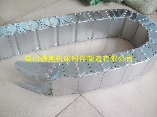 无锡全封闭式机床钢铝拖链定制厂家