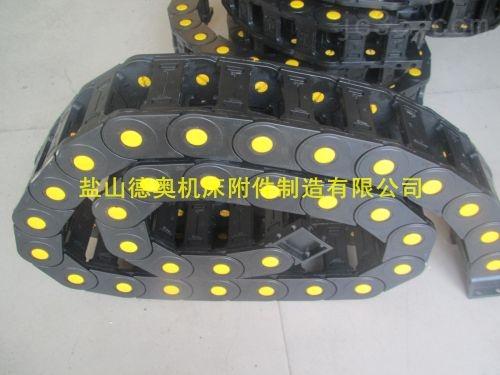 绍兴卸卷小车电缆塑料拖链定制厂家