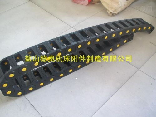 咸阳工程穿线桥式塑料拖链订制厂家