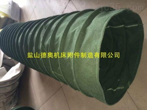 """桂林批发""""300*600环保设备除尘伸缩帆布袋""""定制厂家"""