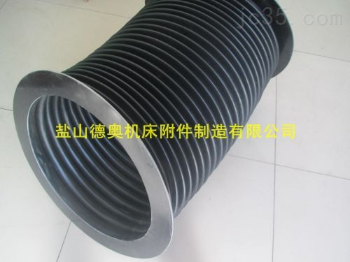 甘肃液压油缸绝缘伸缩防护罩定制厂家