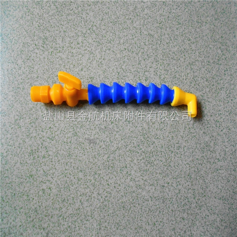 金航牌数控机床万向节金属冷却管 塑料冷却水管