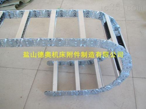 tl65-115*90吊装移动小车线缆钢铝拖链厂家